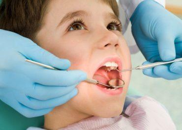 Детская стоматология по субботам - скидка 20%
