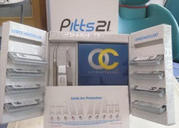 Акция-скидка 20 % на постановку несъёмной ортодонтической аппаратуры Pitts2